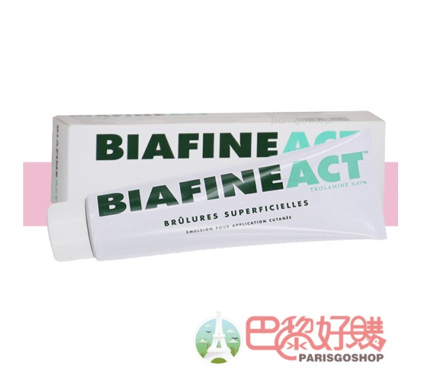 Biafine Act 神奇乳霜 139g BIAFINE ACT